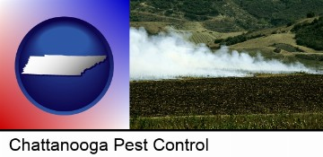 agricultural pest control in Chattanooga, TN