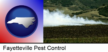 agricultural pest control in Fayetteville, NC