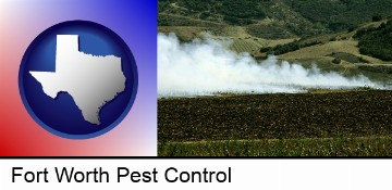 agricultural pest control in Fort Worth, TX