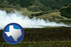 texas agricultural pest control